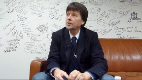 "Ken Burns discusses his new documentary ""The Dust Bowl"""