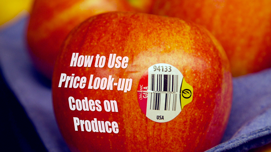 How to Use Price Look-Up Codes on Produce
