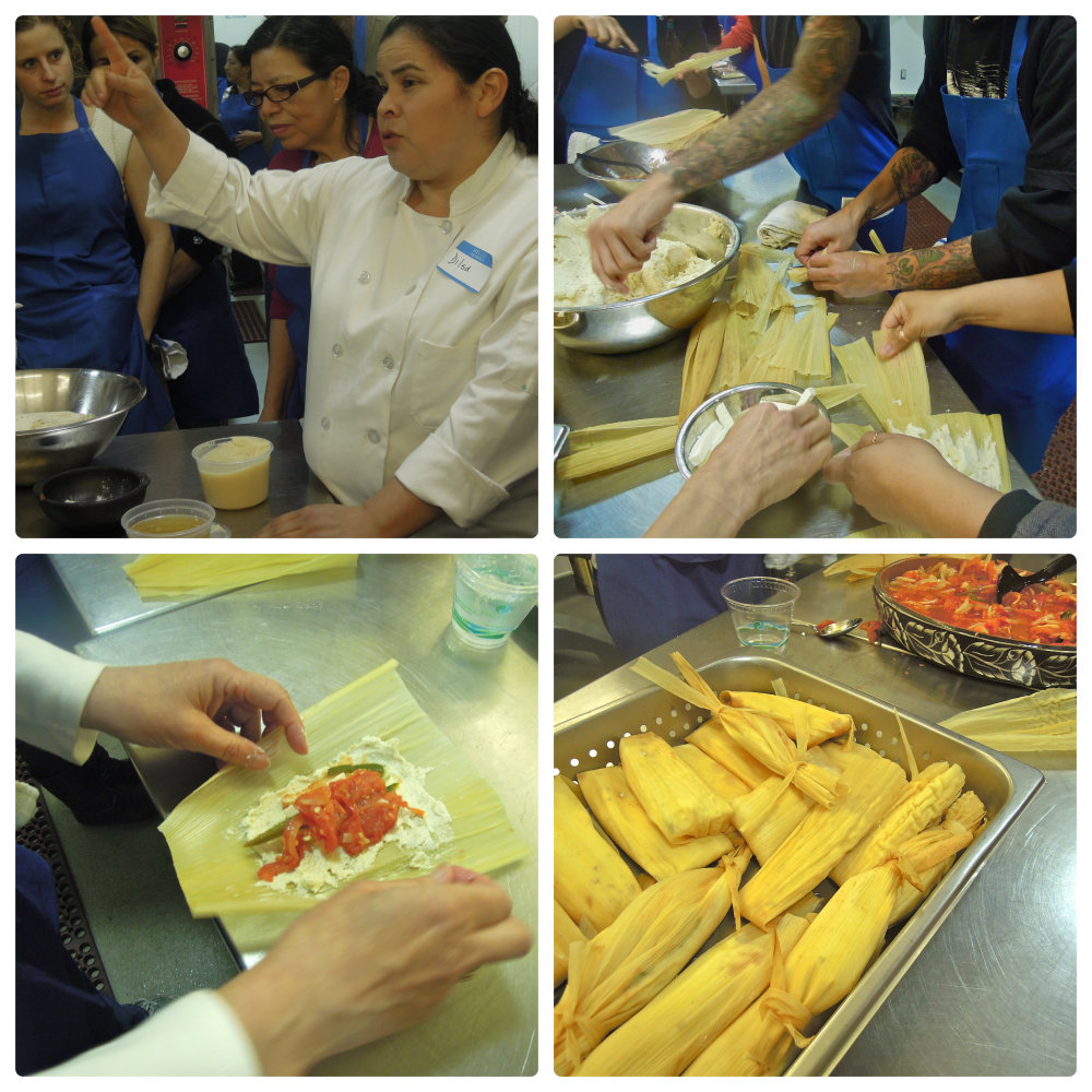 Dilsa's cheese tamales
