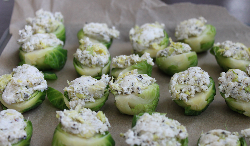 how to cook brussel sprouts for christmas