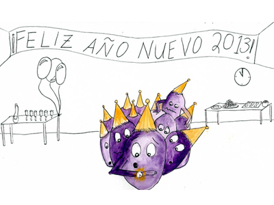 LUCKY FOODS for New Year 2013 – We're Going to Need Them