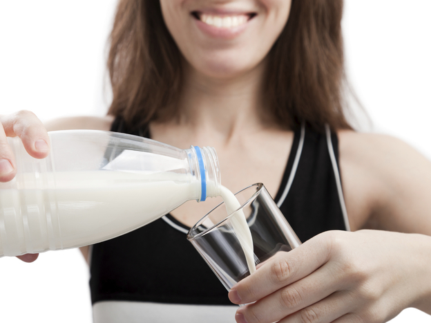 Thousands of years ago, a mutation in the human genome allowed many adults to digest lactose and drink milk. Photo: iStockphoto.com