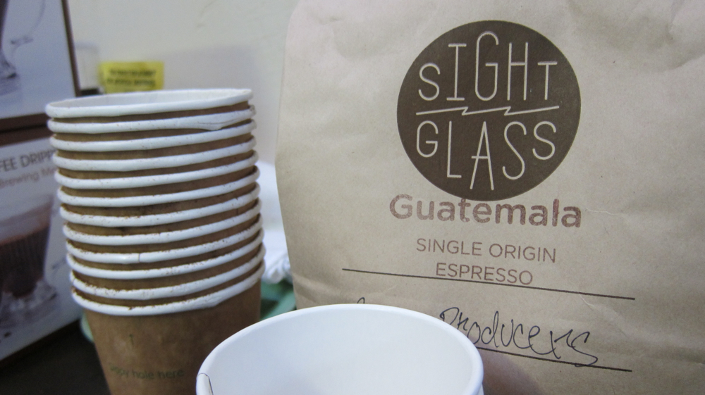 sightglass bag