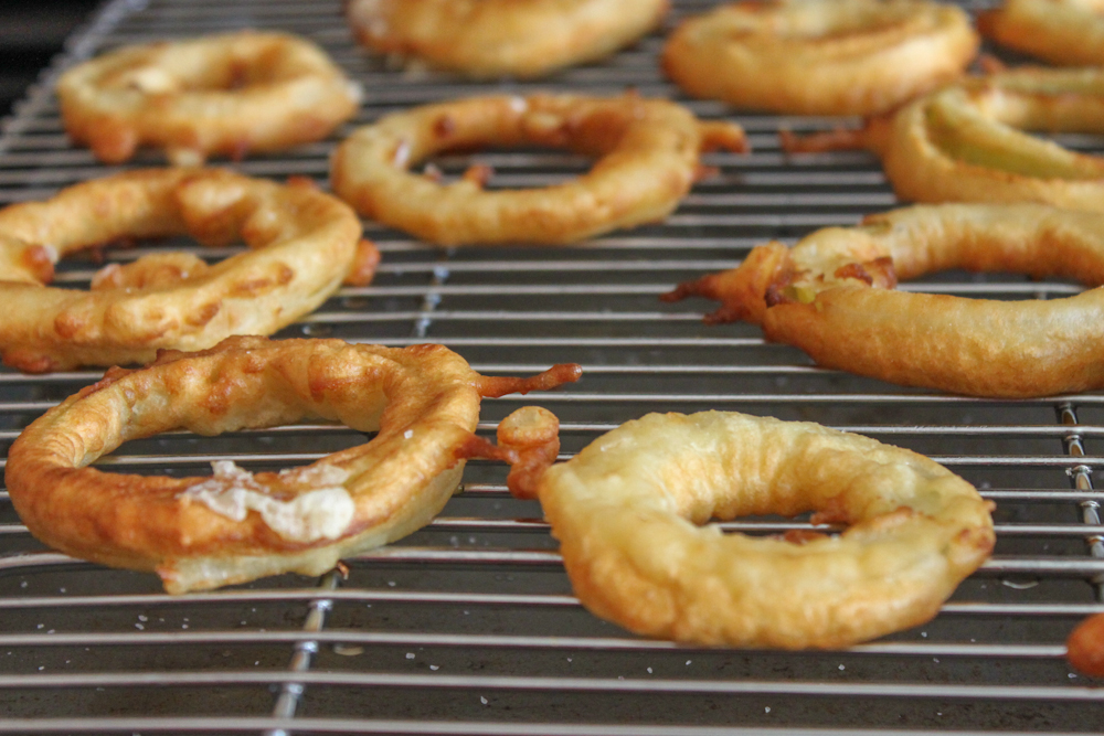 Fried Apple Rings