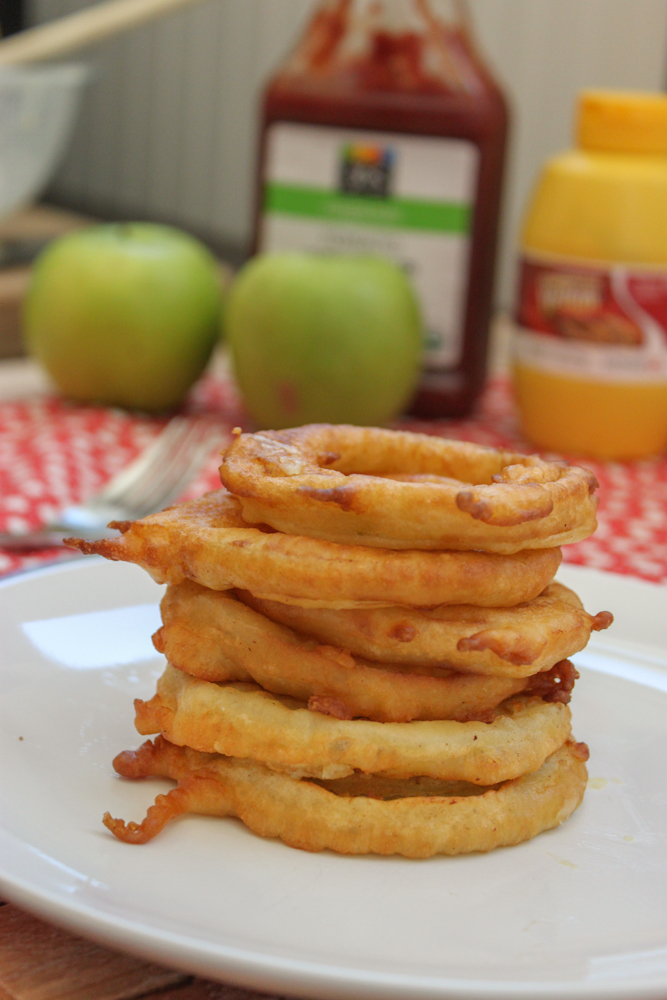 Fried Apple Rings, An American Classic