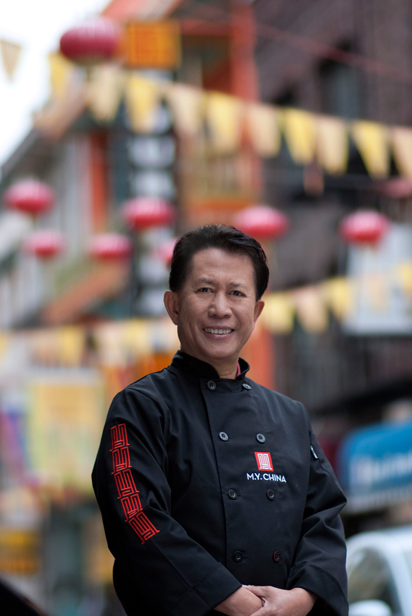 Martin Yan. Photo: Creative Mint