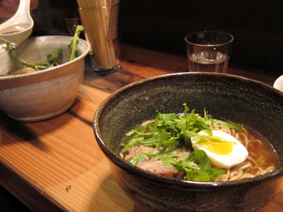 First Impressions: Rockridge's Ramen Shop