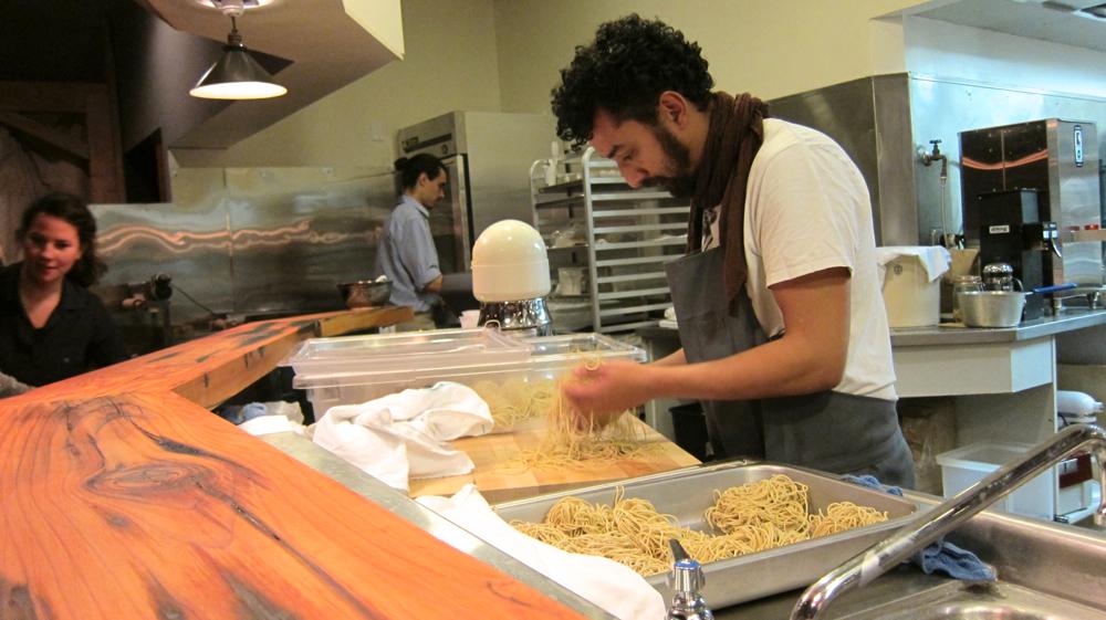 Ramen Shop noodles