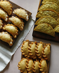 Folding Empanadas Into Your Super Bowl Spread
