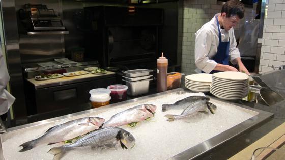 fish station