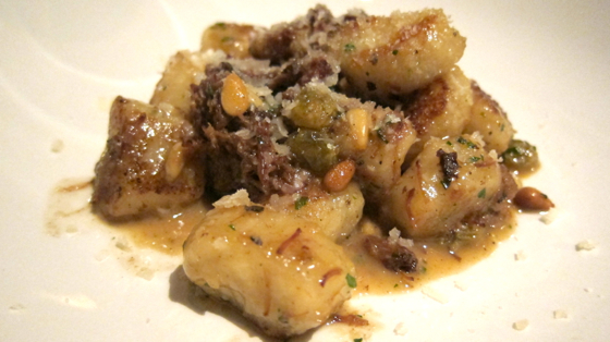 pork ragu gnocchi