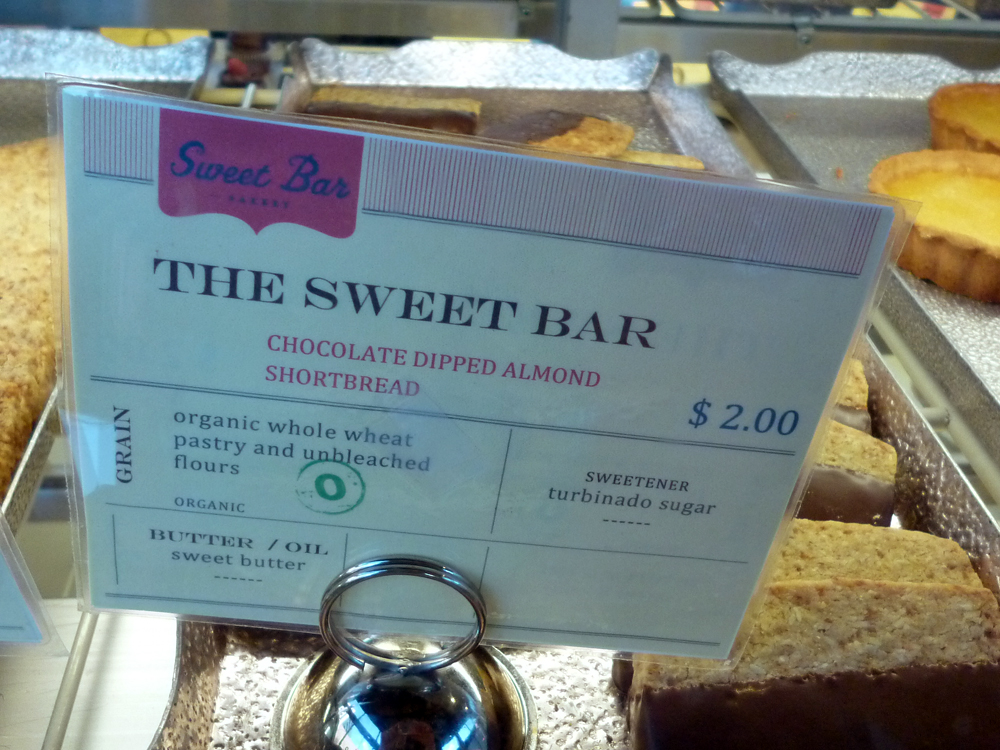The Sweet Bar