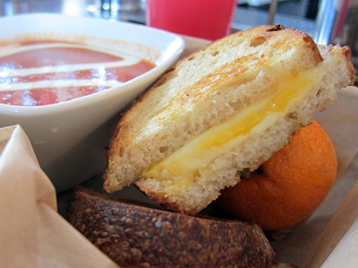 The American Grilled Cheese Kitchen Brings Its Melted Goodness To The Mission
