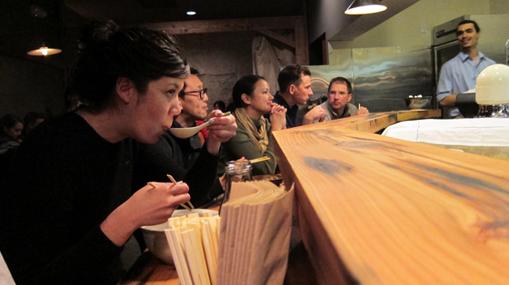 Recently opened Ramen Shop in Oakland's Rockridge. Photo: Jenny Oh