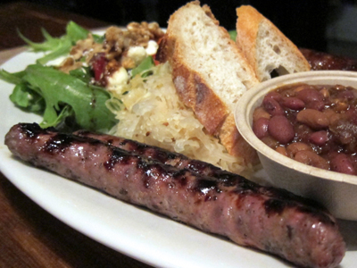 Rosamunde Sausage Grill Crosses the Bay to Oakland