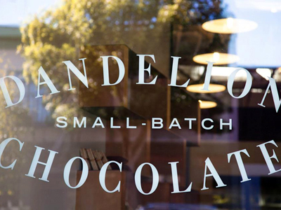 Bean to Bar to Glass: Dandelion Chocolate Opens a Café in the Mission