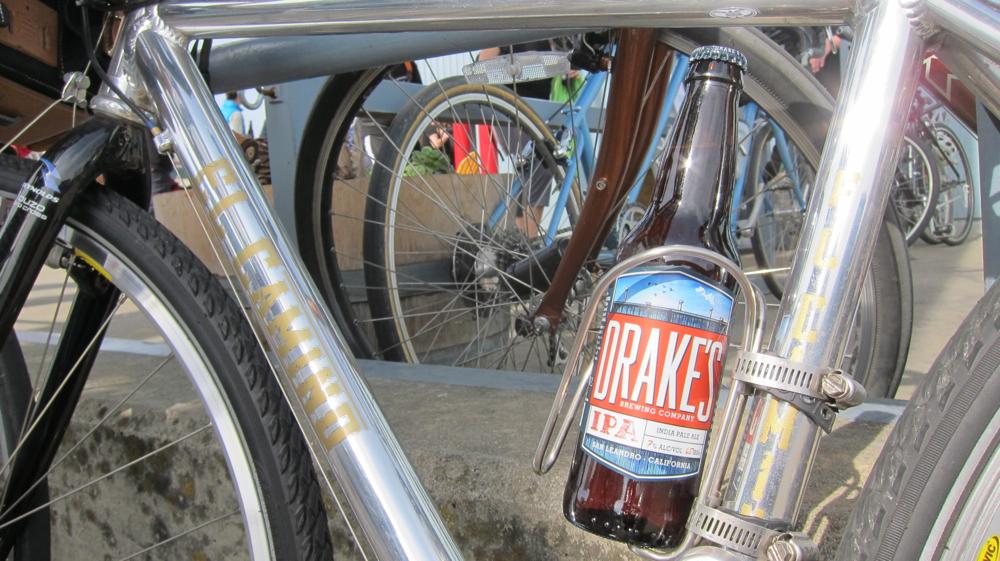 Drake Bottle Cage