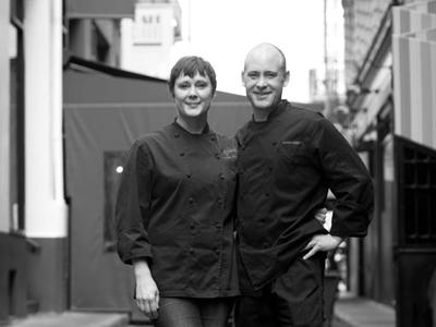 A Chef Love Story: Gitane's Bridget Batson and Patrick Kelly