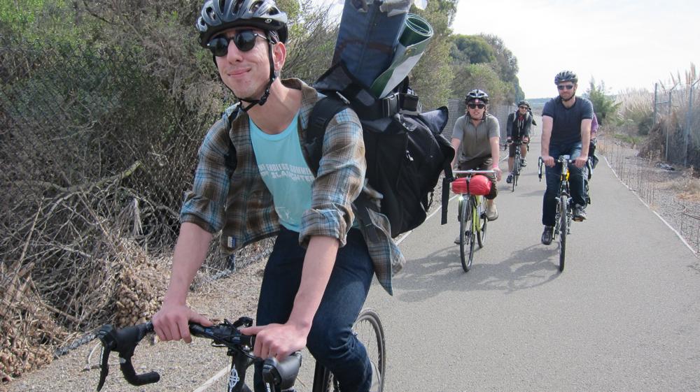 Riding Oakland