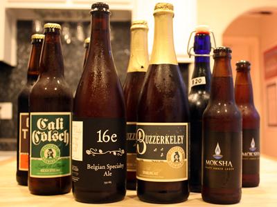 SF Beer Week: 6 New Craft Brewers On Our Radar