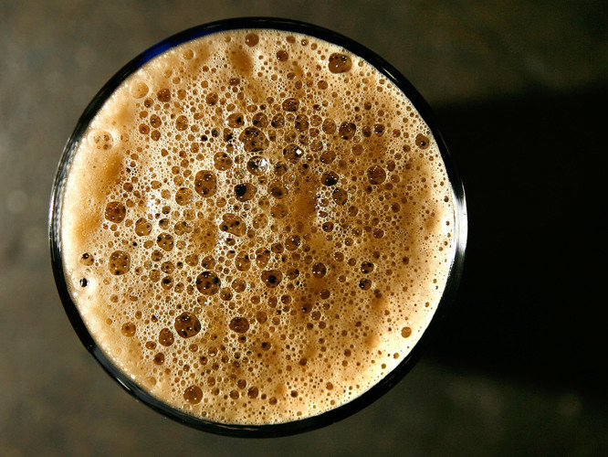 Yeast affects several aspects of beer including the foam, or head, that forms on the of the glass. If fermentation is too vigorous, too many of the foam-stabilizing proteins may be lost. Photo: Cate Gillon/Getty Images