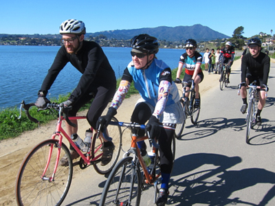 Celebrating Beer Week With A Bike Ride To Marin Brewing Company!