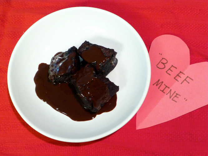 Chocolate- And Red Wine-Braised Short Ribs. Photo: Peter Ogburn for NPR