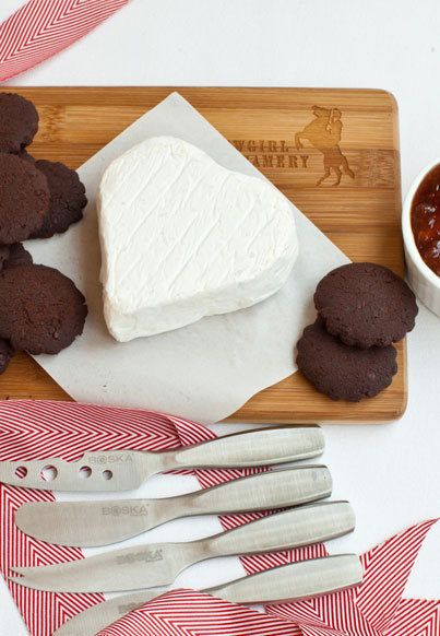 Cowgirl Creamery's Valentine Collection. Photo courtesy of Cowgirl Creamery