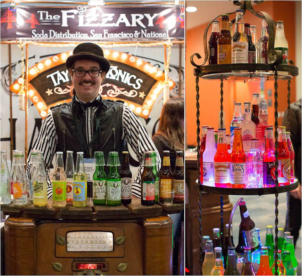 Fizzary at SF Fancy Food Show