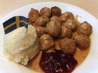 Horse Meat Found In Ikea's Meatballs