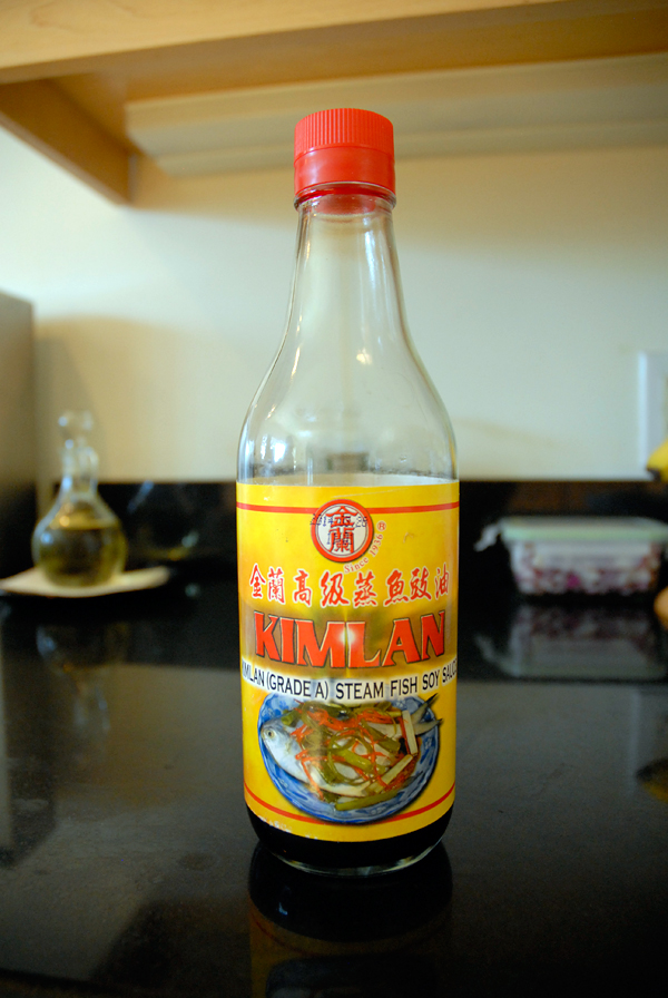 Kim Lan Steam Fish Soy Sauce
