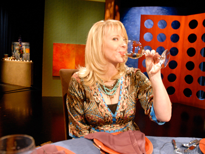 Interview with Check, Please! Bay Area host Leslie Sbrocco