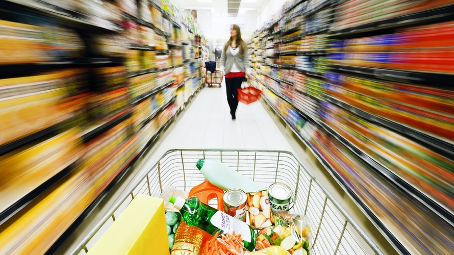 "Oxfam's ""report card"" evaluates  giants of the supermarket aisle on their commitment to social and environmental issues. Photo: iStockphoto.com"