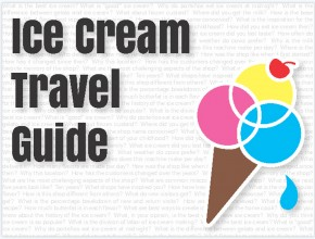 The Ice Cream Travel Guide
