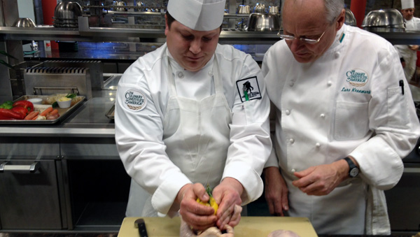 Veterans Find Comfort, Hope in Cooking Class: The California Report