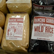 Rancho Gordo amaranth seed and wild rice. Photo: Wendy Goodfriend
