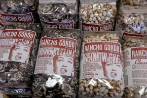 Rancho Gordo beans, Photo: Wendy Goodfriend