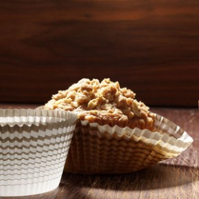 The Bouchon Bakery cookbook highlights the streusel topping on Keller's carrot muffin Photo: Deborah Jones/Artisan Books