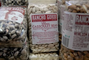 Rancho Gordo Classic Cassoulet Beans. Photo: Wendy Goodfriend