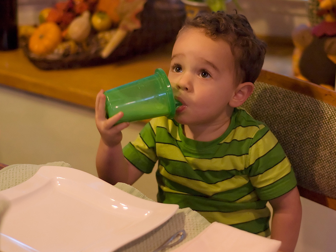 Parents are currently advised to switch toddlers to reduced-fat milk at age 2. Photo: David M. Goehring/Via Flickr