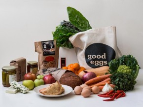 Good Eggs lets consumers order a variety of locally made, artisanal products online: from meat and produce to baked goods and even baby foods. Photo: Courtesy of Good Eggs