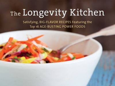 KQED's Forum: Inside the 'Longevity Kitchen'