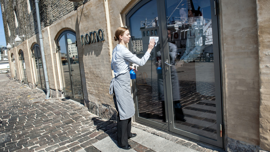 The famed Noma restaurant in Copenhagen has been blamed for more than 60 of its diners falling ill. Investigators say an illness spread from the staff to the customers. Photo: Keld Navntoft/AFP/Getty Images