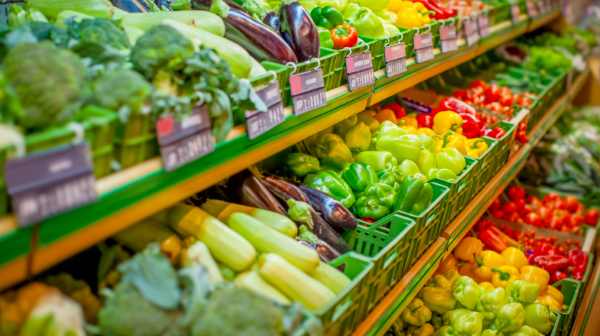 Most people polled said government programs to make fresh fruits and vegetables more affordable sound like a great idea, according to a new survey. Photo: iStockphoto.com