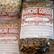 Rancho Gordo Rebosero beans.  Photo: Wendy Goodfriend
