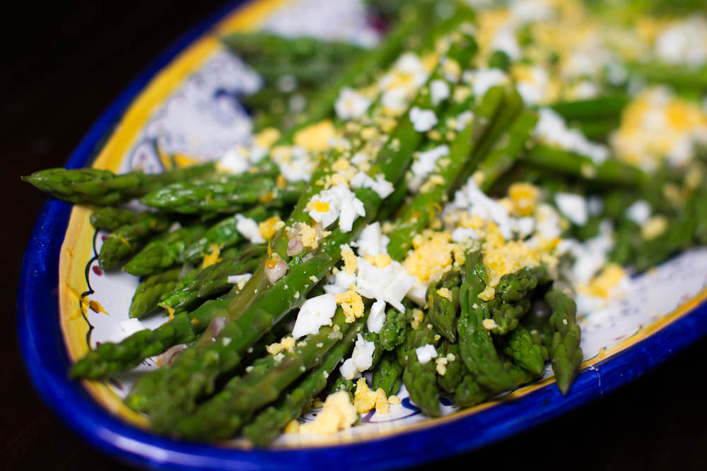 Asparagus and Eggs Mimosa Salad | Bay Area Bites | KQED Food