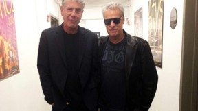 Good vs. Evil Tour Report: Bourdain and Ripert Make Fun of Each Other
