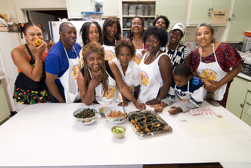People's Community Market plans to provide education -- like cooking classes -- at its store. Photo: Scott Braley
