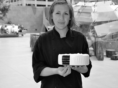 "Art as Food as Art: Caitlin Freeman and her ""Modern Art Desserts"""