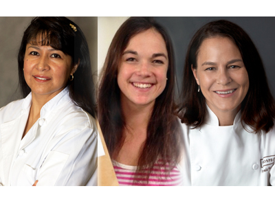 Culinary Women, In Their Own Words